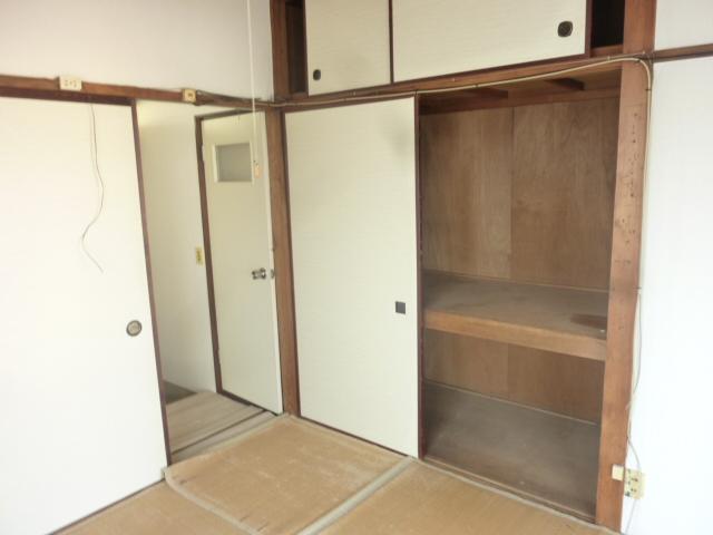 齊藤マンション 201号室の収納