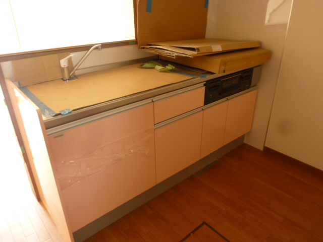 テラスラフォーレW-6のキッチン