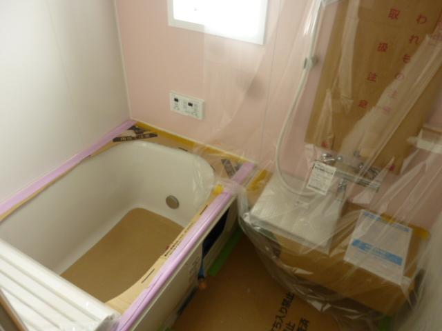 テラスラフォーレW-6の風呂