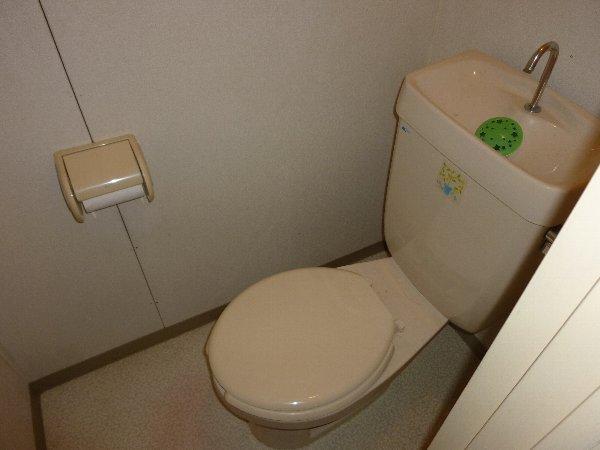 ラフォーレハイツW-3 103号室のトイレ
