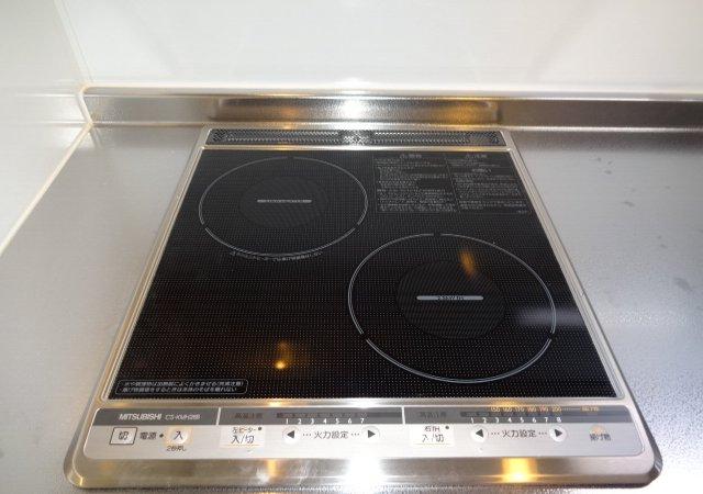 リブリ・MIYABI 205号室のキッチン