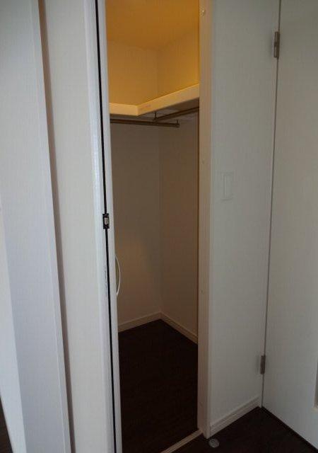 リブリ・MIYABI 205号室の収納