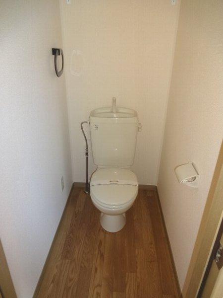 サザンハートC棟 101号室のトイレ