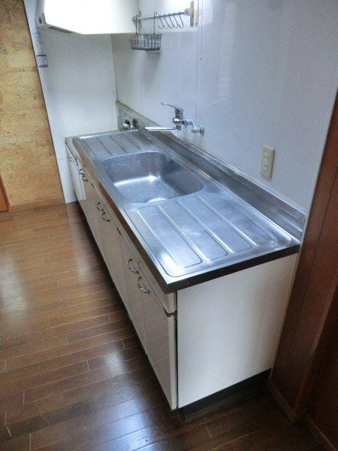 須藤貸家のキッチン