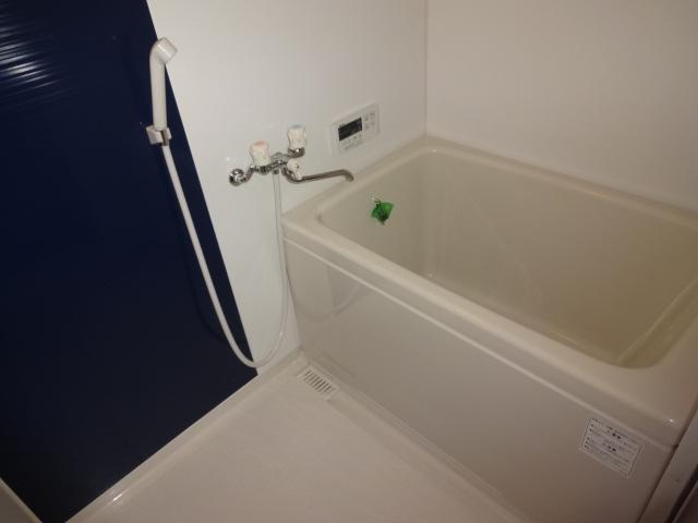 リーフ鎌ケ谷 102号室の風呂