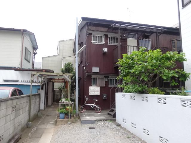 関谷アパート 201号室の外観2
