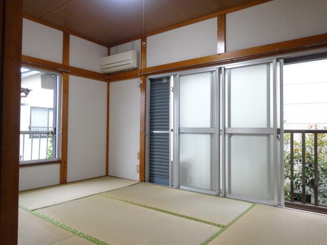 関谷アパート 201号室の居室