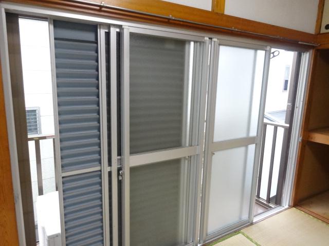 関谷アパート 201号室のセキュリティ