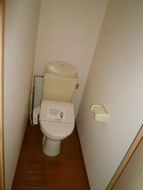 パティオ 302号室のトイレ