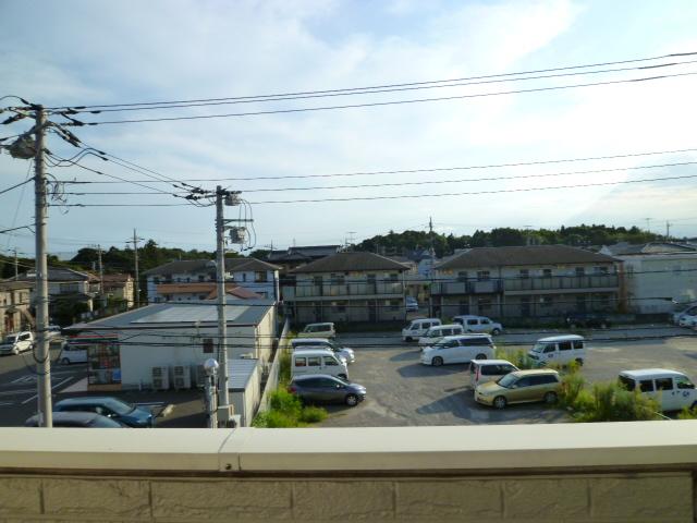 パティオ 305号室の眺望