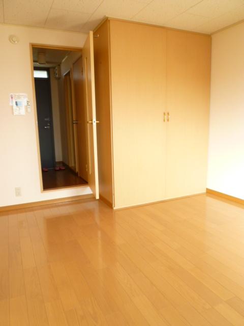 パティオ 302号室の収納