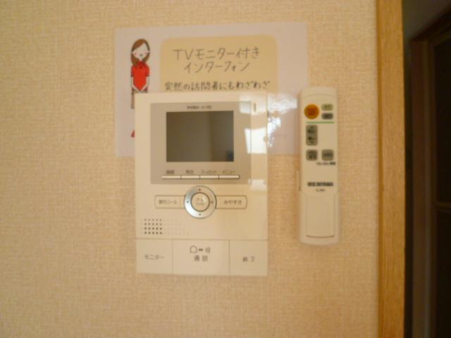 パティオ 305号室のセキュリティ