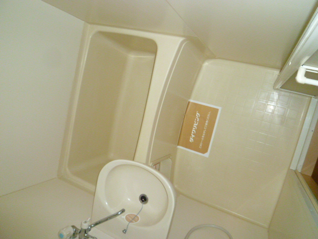 パティオ 302号室の風呂