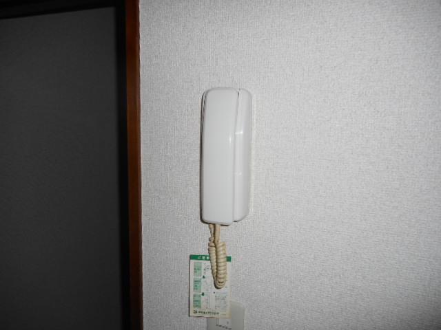 アパートメント21 105号室のセキュリティ