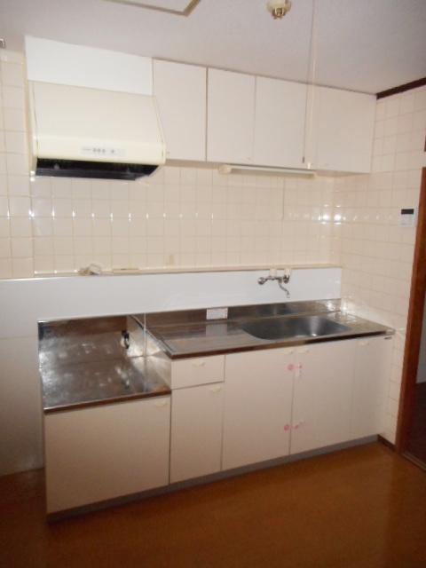 アパートメント21 105号室のキッチン