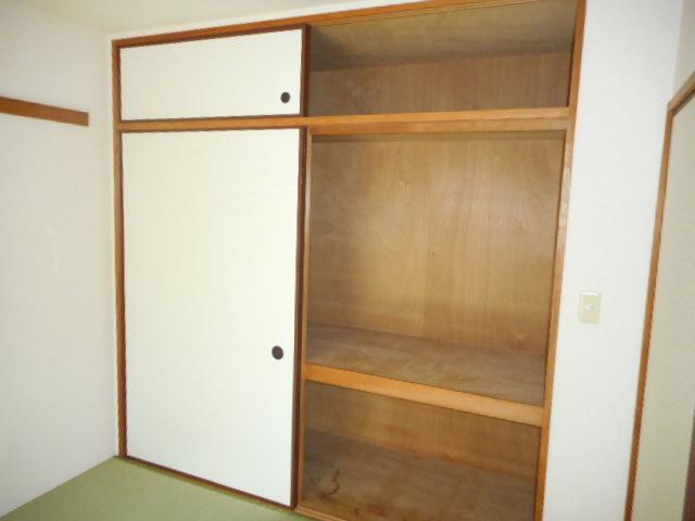 ブランシェ塚田 113号室の収納
