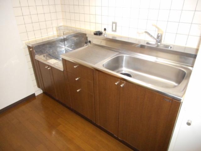 ブランシェ塚田 113号室のキッチン