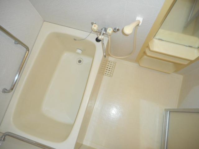 ブランシェ塚田 113号室の風呂