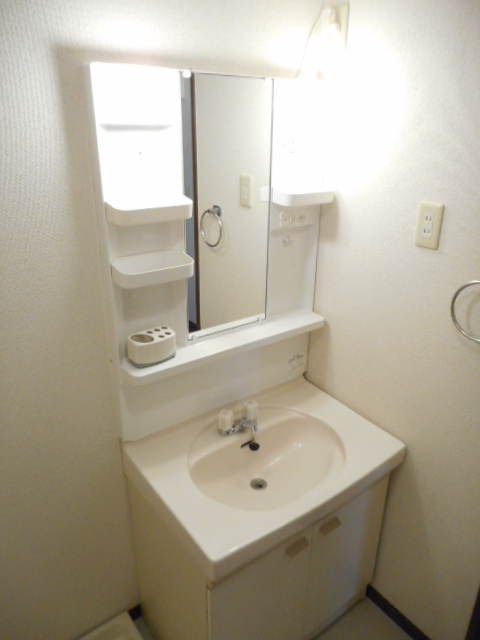 ブランシェ塚田 113号室の洗面所