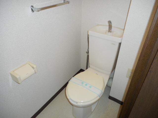 ブランシェ塚田 113号室のトイレ