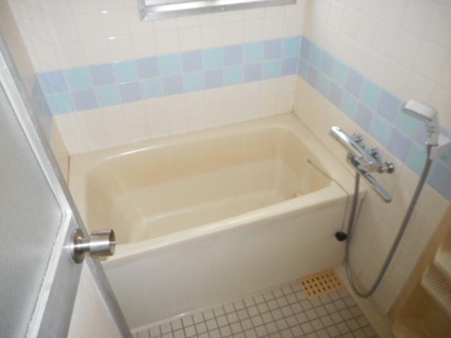キャストロ鎌ヶ谷 203号室の風呂