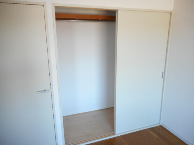 キャストロ鎌ヶ谷 202号室の収納