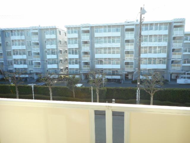 キャストロ鎌ヶ谷 202号室の眺望