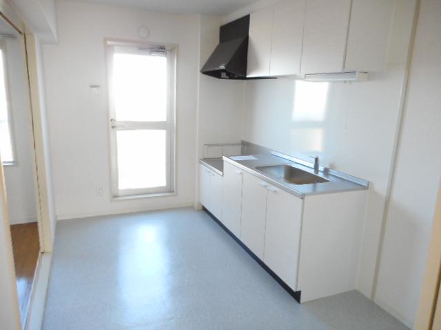 キャストロ鎌ヶ谷 202号室のキッチン