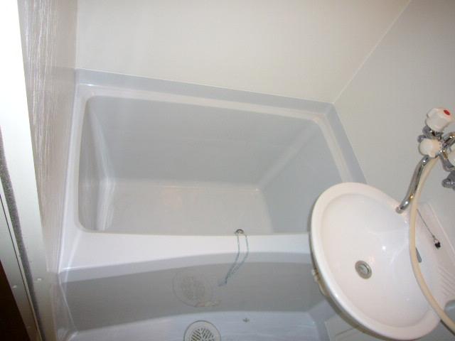 コーポ桑の実 103号室の風呂