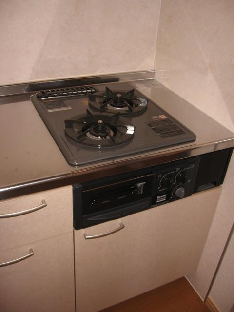 クレバーワンTHC 03010号室のキッチン