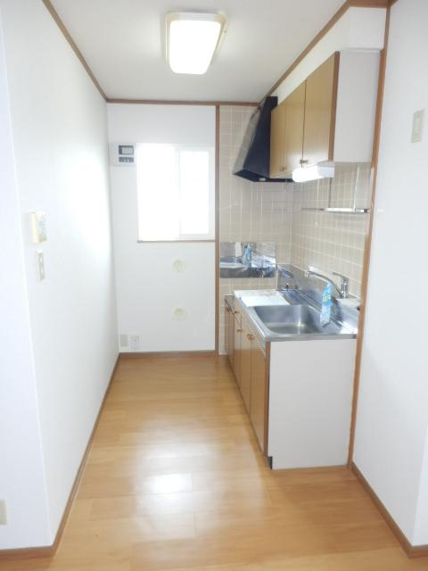 カーサ参番館 02030号室のキッチン