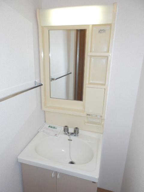 カーサ参番館 02030号室の洗面所
