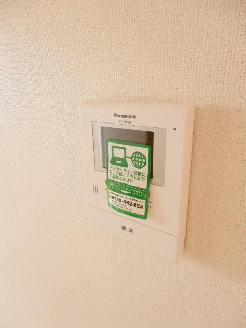 カーサ参番館 02030号室のセキュリティ