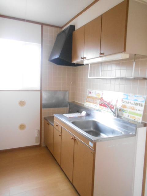 カーサ壱番館 02020号室のキッチン