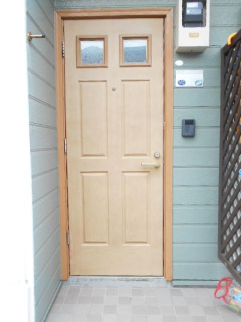 カーサ壱番館 02020号室の玄関
