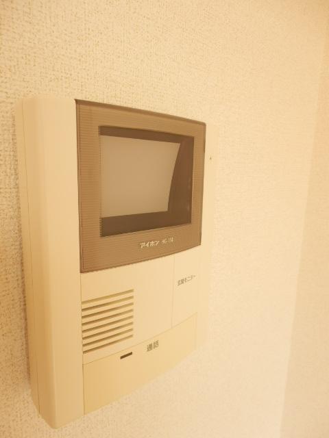 ゲネオス カルディアー 02030号室のセキュリティ