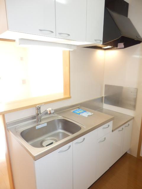 ゲネオス カルディアー 02030号室のキッチン