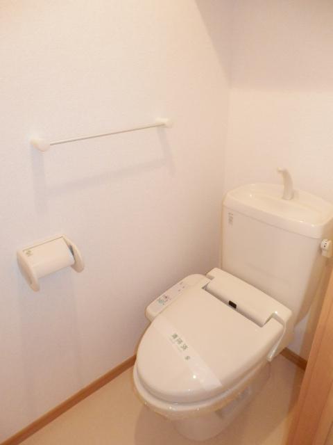 ゲネオス カルディアー 02030号室のトイレ