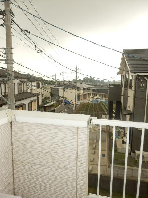 カーサ六番館 02010号室の眺望