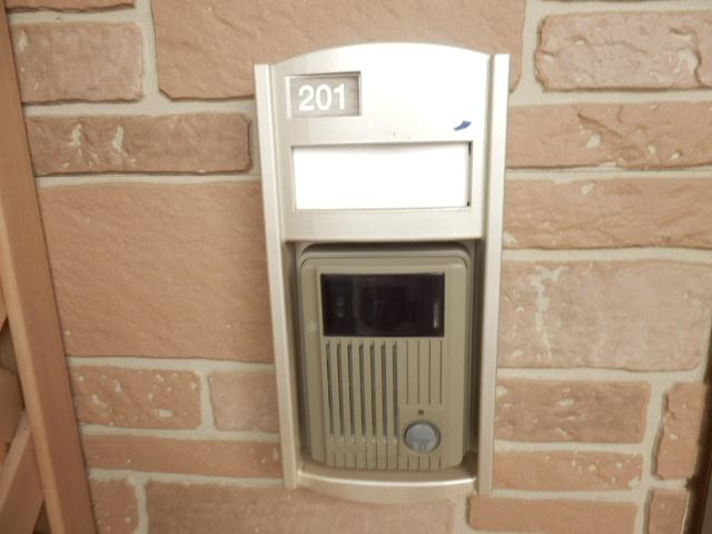 カーサ六番館 02010号室のセキュリティ