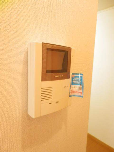 フィオーレA 01020号室のセキュリティ