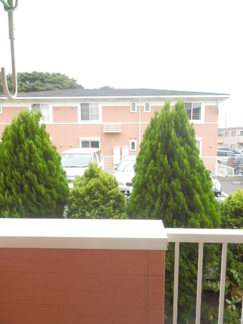 フィオーレA 01020号室の眺望