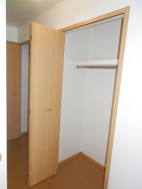 フィオーレA 01020号室の収納