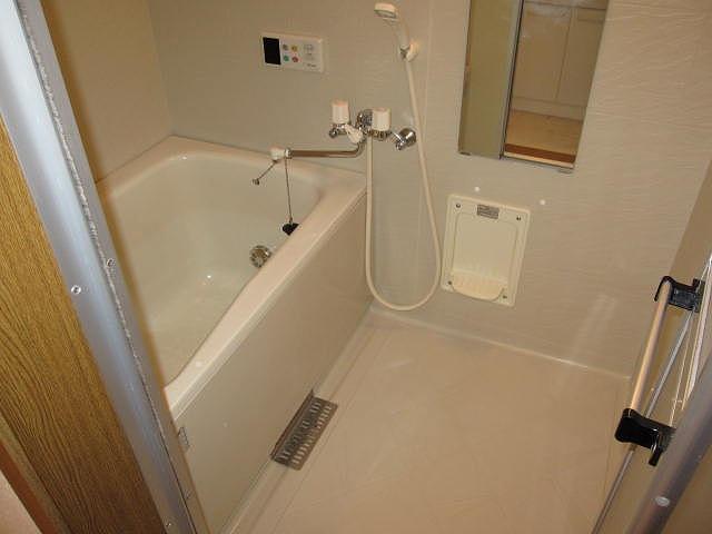 ヴィラ・ヴェルデ 02010号室の風呂