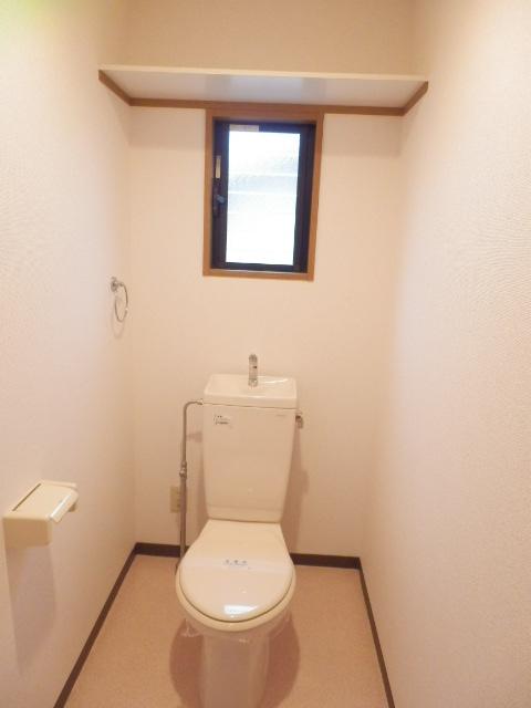 ロジュマン本郷B棟 02010号室のトイレ