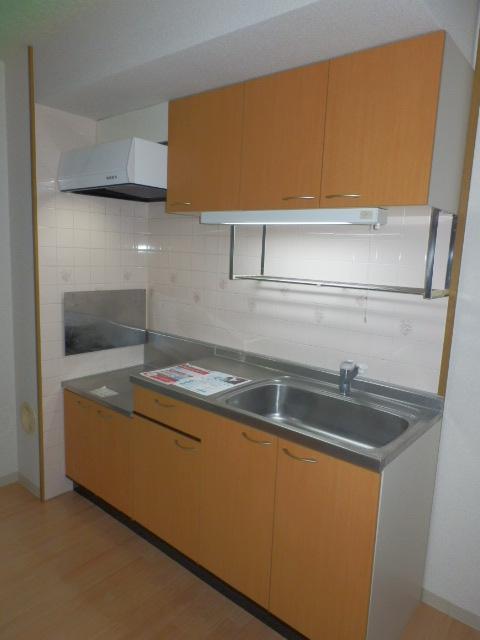 ロジュマン本郷B棟 02020号室のキッチン