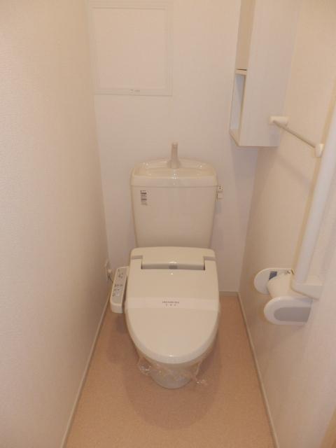 ヴィオラ 02020号室のトイレ