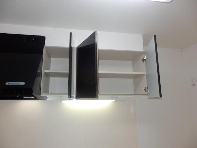 ヴィオラ 02020号室のキッチン