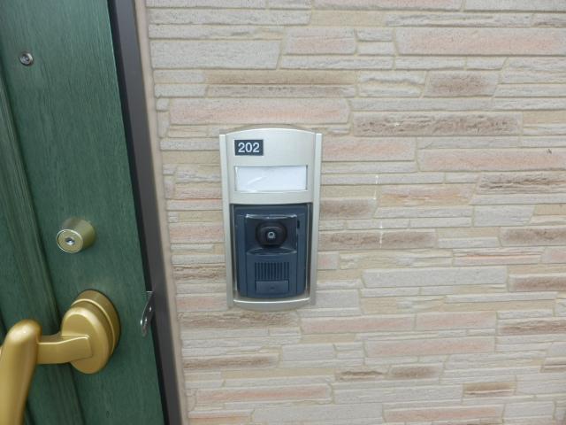ヴィオラ 02020号室のセキュリティ