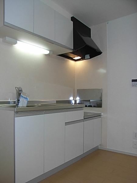アムールA 02030号室のキッチン